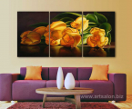 Flowers-modern-art-decor-wal-art-80x160-sm
