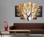 Art-paint-trees