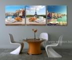 Декоративные-панели-для-кофейни-и-дома,-размеры-каждой-части-60x60-см