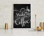 coffee-Words-poster-any-size