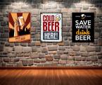 Самые лучшие постеры для Пивных баров-artsalon.biz