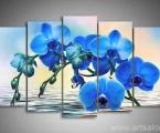 Modulnaya-kartina-golubaya-orhideya-razmer-100x170-smk