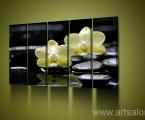 Orhidei-i-kamn-fen-shuy-art-decor-spa-relax