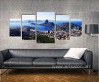 Modulnaya-kartina-Rio-de-Janeiro-80x160-sm