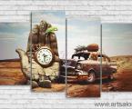 Модульная-картина-Сюрреализм-100х170-см