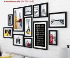 Предлагаем вам самый модный стиль оформления стен, заходите в раздел фоторамки на стену, модные дизайнерские решения