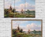 Можете заказывать нам любые картины, как в раме так и модульные, картины печатные и нарисованные красками