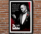 Poster-The-Godfather-size-A-4---A-1