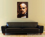 Poster-decor-Godfather