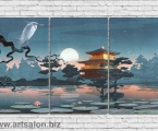 Japan Art1. Размер 70х120 см. цена 30 у.е.