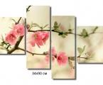 Sakura2. Размер 100х185 см. цена 40 у.е. Картину можно немного украсить стразами