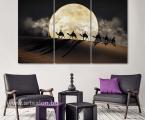 Arabian-night-desert-caravan