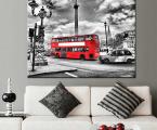 Red-bus-London Размеры можно сделать любые от А-4 до 60х100 см (цена зависит от размеров)