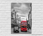 london_Red_Bus_car