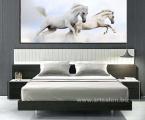 Horses 60x170 cm