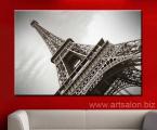 Постер Эйфелева башня-60х90см