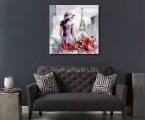 Art_Paint_Paris_60x60_cm Картины фото и постеры можно оформить в рамки из натурального дерева, тонкие хай тек, строгие прямые или фигурный широкий багет, цвета и размеры любые. Можно сделать печать на холсте или планшете (планшет- это вид легкой гладкой мебельной плиты, толщина 15 мм. это модный Европейский стиль) После печати все работы покрываются защитным лаком (картина без лака со временем выцветает и тускнеет, лак защищает от воздействия солнца и ультрафиолета) Наши работы нельзя порвать, проткнуть, они не боятся влаги и не такие опасные как картины на стекле (стекло тонкое, тяжелое, имеет дешевый вид, сильно блестит, дает отражения как в зеркале, там видны только блики, тени, отражение люстры, детали на картине плохо видны, а только дешевый блеск и надо помнить, что стекло это хрупкий и опасный материал!) Любые картины можно украсить стразами (красивый эффект капли воды на цветах или звезды на ночном небе) Вы так же можете заказать картины красками ручной работы. Наши работы - это гарантия качества на долгие годы! Цена зависит от размеров, пишите нам artpost@bk.ru Telegram, WhatsApp (99890) 975-10-05