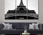 Paris Eiffel Tower, size 90x145 cm 30 у.е. (Оплата так же принимается по карте в сумах)