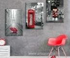 Paris- London-wall-art-black-and-white-luxury-www.artsalon.biz