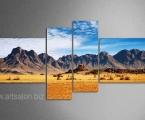 Desert,mountains