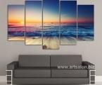 Sunrise Ocean. Размер 100х155 см. цена 40 у.е.