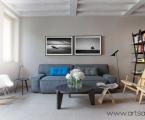 Poster_Frame_Modern_Art. Черно белые постеры в интерьере выглядят строго и солидно, сделаем любые фото и рамки