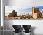 Uzbekistan-photo-art-wall-decor-size-100x40-sm цена 20 у.е.