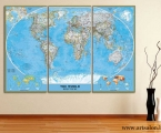 Map 1-3. модульное панно из 3 частей. размер каждой 60х120 см. Цена 50 у.е. Суперкачество! Предзаказ