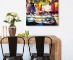 Panel_Art paint size 60x60 cm