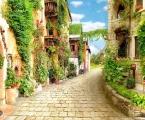 Street Italy 60x100 cm