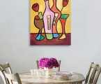 Art-paint-wine-print-canvas