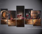 Vino-bochki-natyrmort-kafe-bar-restoran