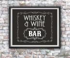 Whiskey and wine 85х65 см 20 у.е.
