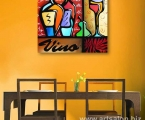 Wine-abstract-art-decor-60x60-sm